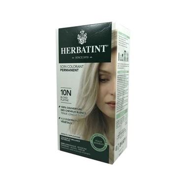 Herbatint  Saç Boyası 10N Blond Platine - Platinum Blonde Kahve